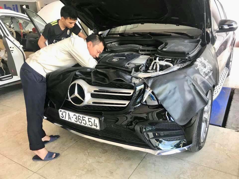 Thường xuyên kiểm tra các bộ phận của xe