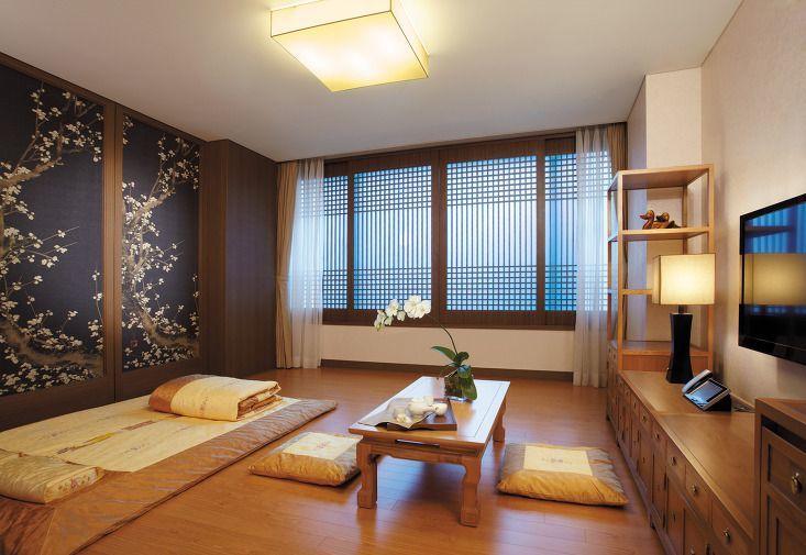 Thiết kế nội thất chung cư theo phong cách Hàn Quốc đẹp
