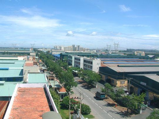 Khu công nghiệp CN hóa , HĐ hóa Tân Tạo