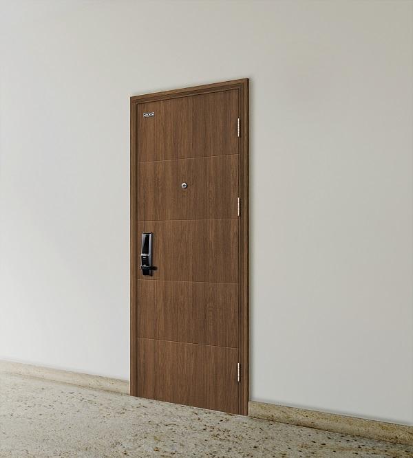 Nguồn gốc xuất xứ của cửa thép vân gỗ