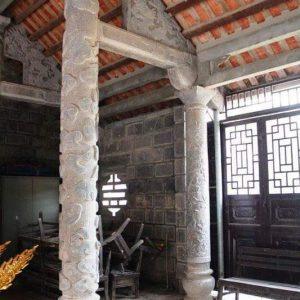 Cột đá Ninh Bình hợp phong thủy