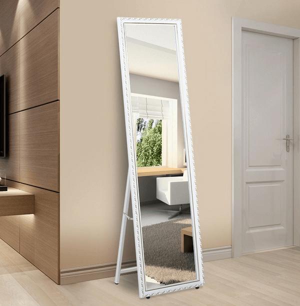 Cách chọn gương soi toàn thân phù hợp với căn nhà của mình