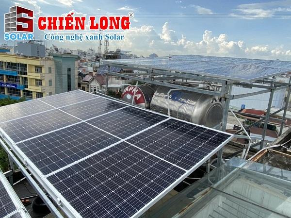 giá lắp đặt điện năng lượng mặt trời
