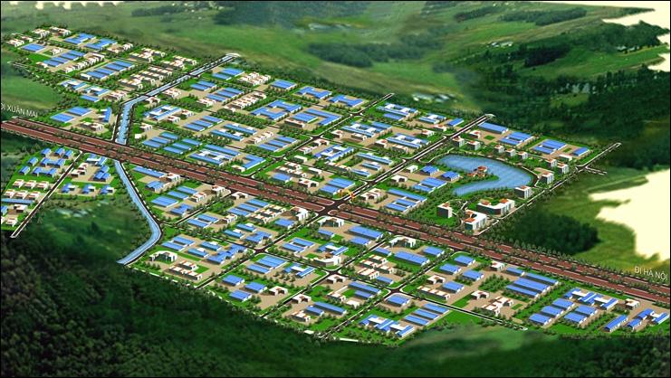Khu công nghiệp Phú Nghĩa giàu tiềm năng