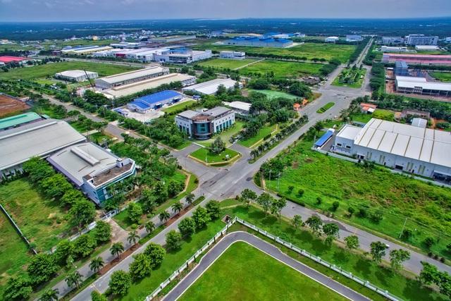 Top 5 các khu công nghiệp lớn Việt Nam hiện nay