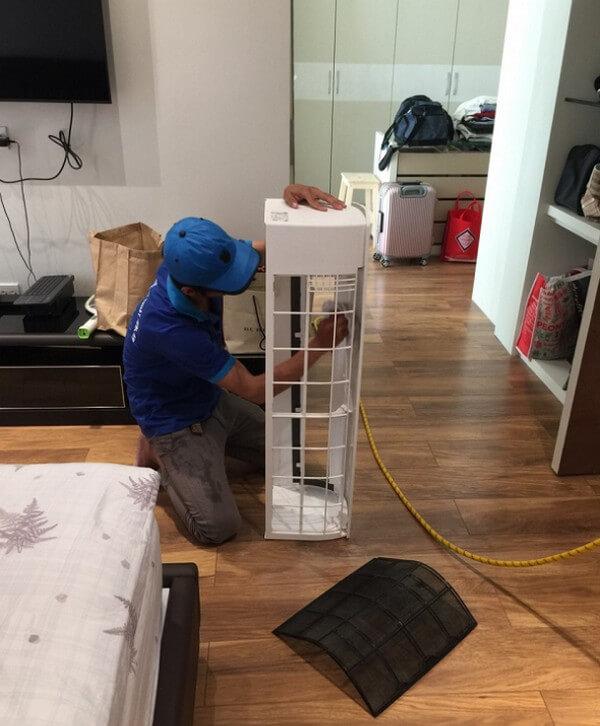 Máy lạnh so với quạt điều hòa