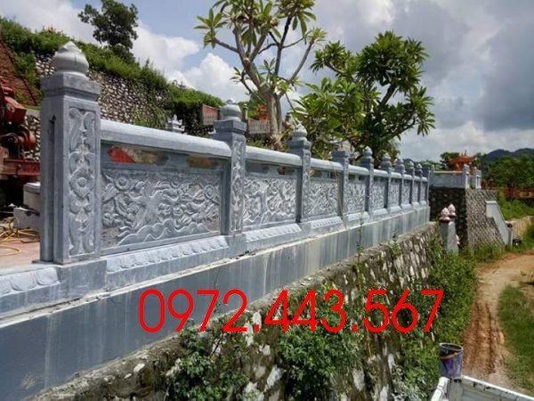 Ưu điểm nổi bật của lan can đá đẹp tại làng nghề đá Ninh Bình.