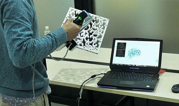 Ứng dụng máy quét 3D trong mọi lĩnh vực