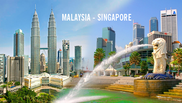 Dịch vụ tour Singapore Malaysia giá rẻ