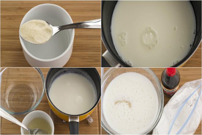 Cách đánh kem làm bánh gato