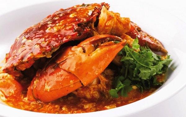 Ẩm thực tour Singapore Malaysia giá rẻ