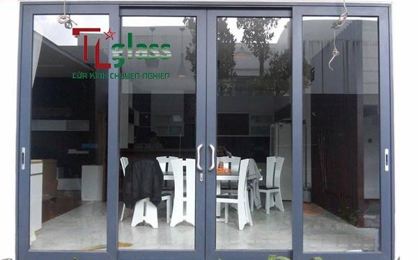 Cửa nhôm chất lượng, bảo hành tốt tại cnmdoor.vn