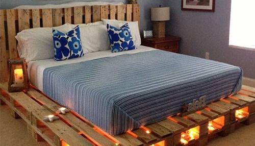 giường pallet giá rẻ