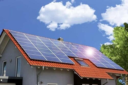 Điện năng lượng mặt trời tiết kiệm chi phí