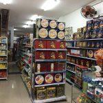 Số tiền cần chi trả cho việc trang trí siêu thị mini