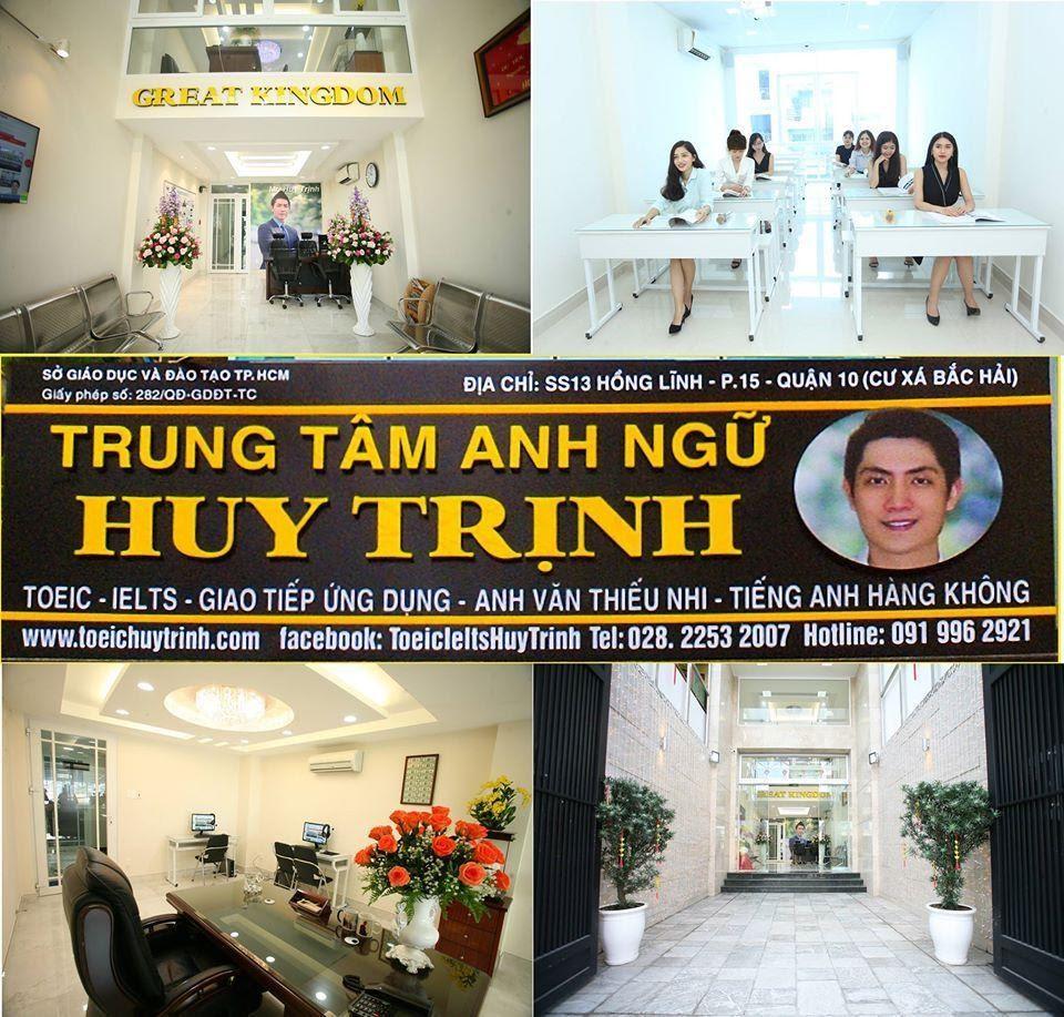 Toiec HUy Trịnh