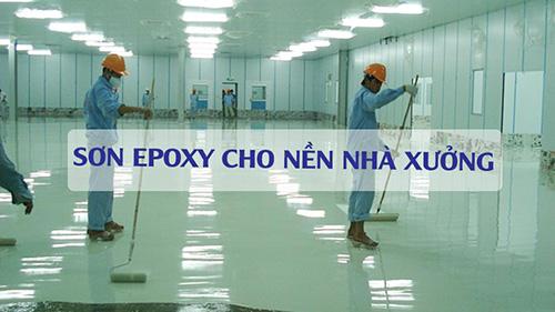 Các chỉ số đánh giá sơn epoxy cho nhà xưởng tốt nhất
