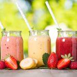 Cách làm sinh tố trái cây