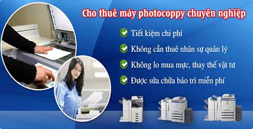 Địa chỉ cho thuê máy photocopy giá rẻ Nam Trường Khang