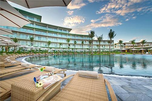 Khách sạn biển Hải Hòa – Queen Hotel