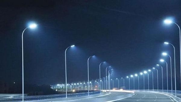 Đèn led đường phố