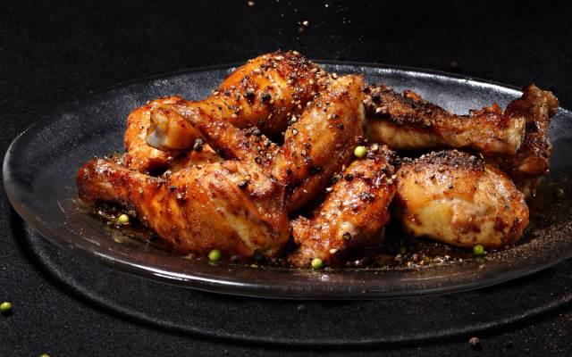 Quán gà nướng tại Tân Bình