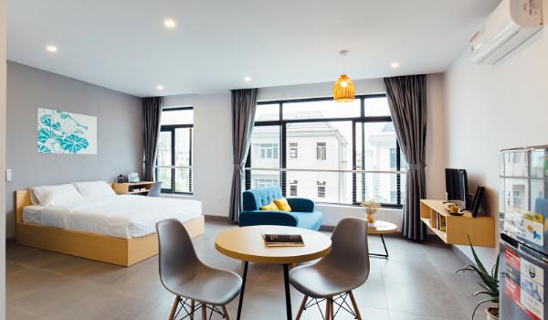 Kinh nghiệm thuê nhà làm căn hộ dịch vụ