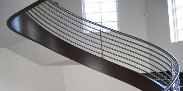 Những mẫu cầu thang inox giá rẻ đẹp nhất