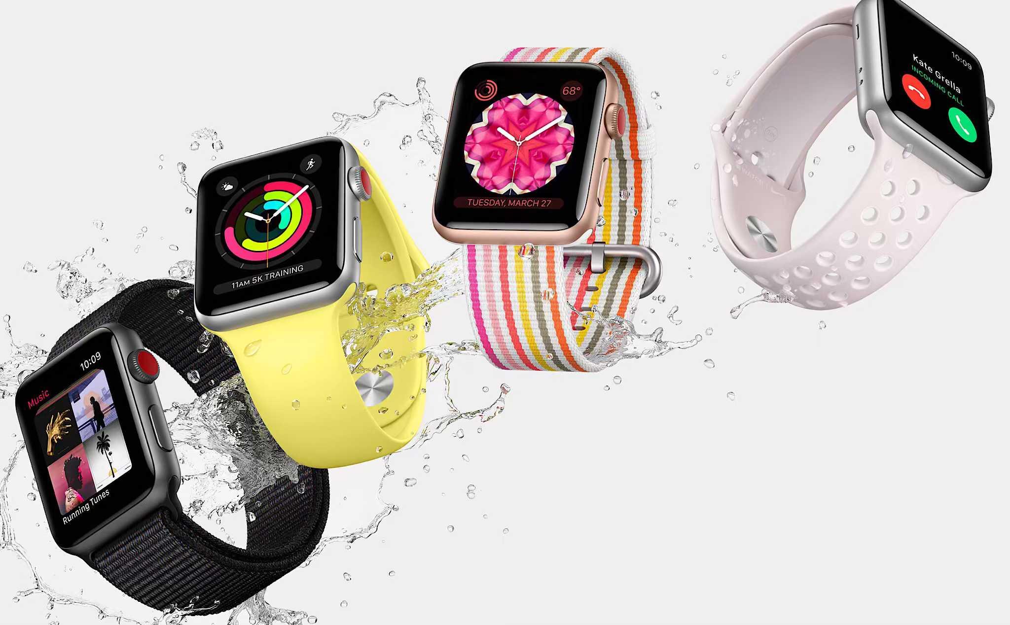 Thay pin Apple Watch có ảnh hưởng khả năng chống nước của thiết bị hay không