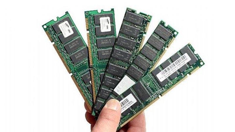 RAM - bộ phận chính của máy tính