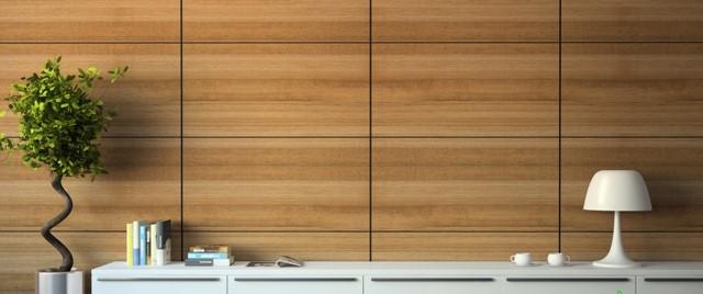 Vách tường gỗ mang vẻ sang trọng sơn cho ngôi nhà của bạn
