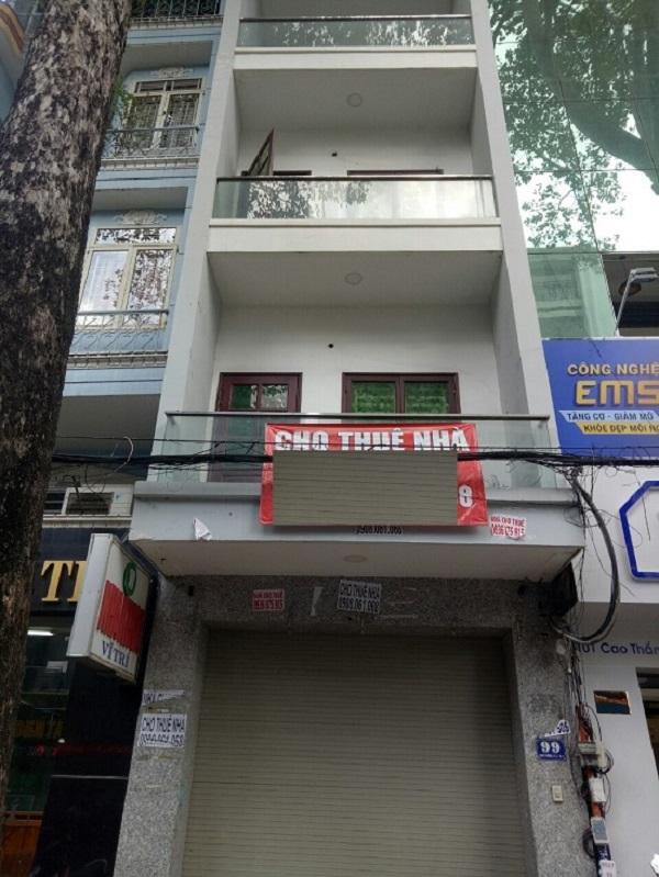 BĐS Điền Kim nơi uy tín cho thuê nhà nguyên căn quận 3 TP HCM