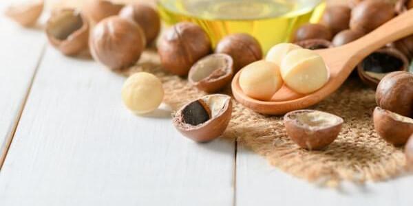 Trẻ con nên ăn bao nhiêu hạt macca trong1ngày?