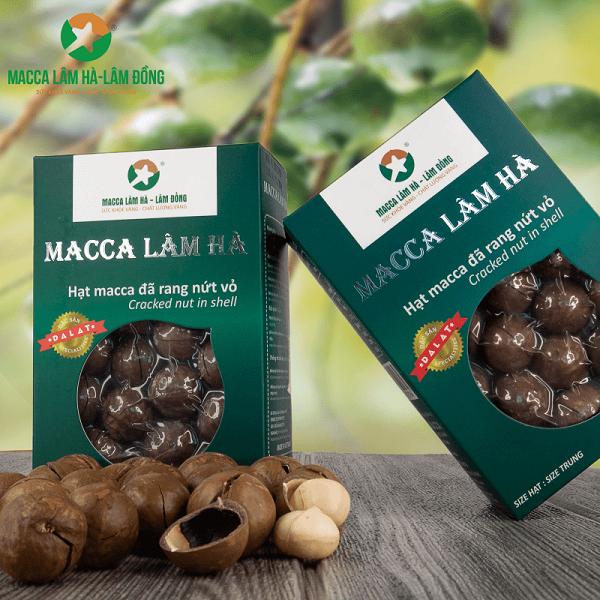 Mua bán hạt macca tây nguyên ở Macca Lâm Hà