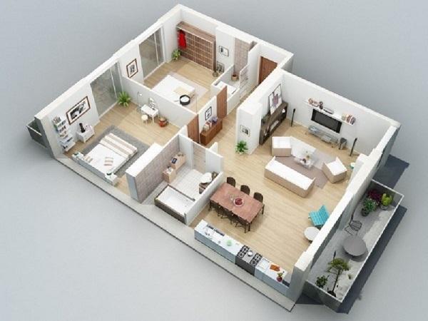 Nguyên lý thiết kế nhà ở