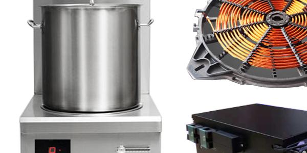 Kiểm tra hoạt động của bếp điện công nghiệp