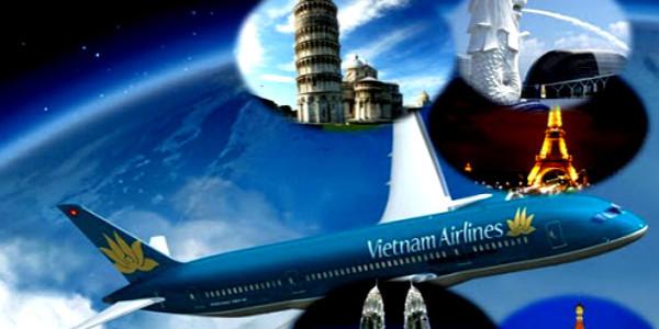 Tìm địa chỉ mua vé máy bay quốc tế uy tín