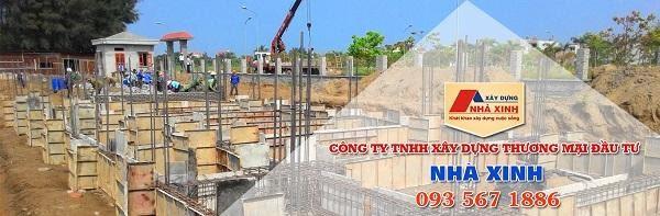 Công ty Xây Dựng Nhà Xinh chuyên tư vấn, thiết kế, thi công xây dựng phần thô cho nhiều công trình