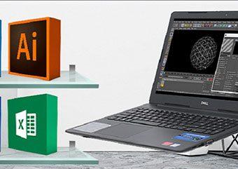 Laptop Thiết Kế Đồ Họa Giá Rẻ Cấu Hình Mạnh Mỏng Nhẹ