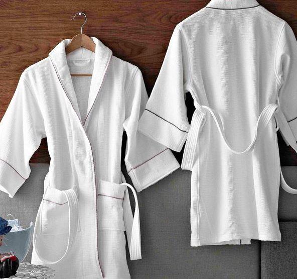 Nhược điểm của áo choàng tắm khách sạn giá rẻ