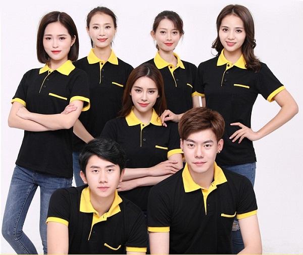 Đồng phục áo thun nhân viên công sở