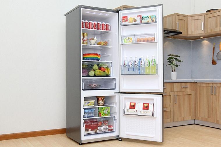 Chọn mua tủ lạnh gia đình