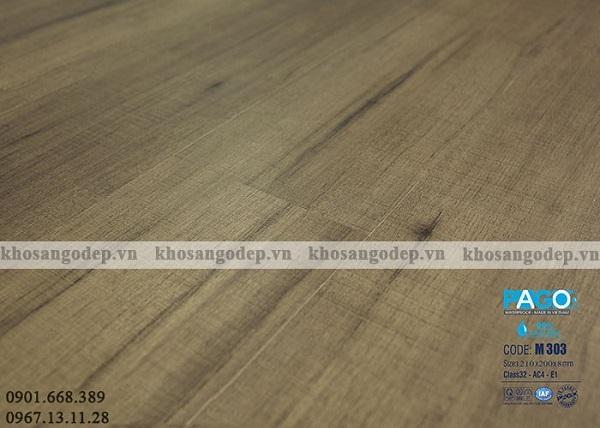 Sàn gỗ công nghiệp chịu nước tốt nhất hiện nay có tính năng vượt trội