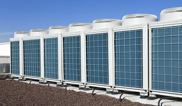 Hệ thống máy lạnh công nghiệp cho nhà xưởng