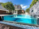 Thiết kế bể bơi trong nhà với một số lưu ý mà gia chủ nên biết