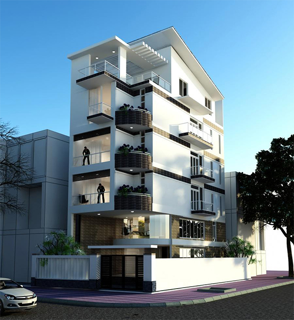 Công ty xây dựng nhà phố quận 2 Phố Việt Group uy tín