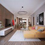 Thiết kế nội thất chung cư có vai trò ra sao, cần lưu ý những gì?