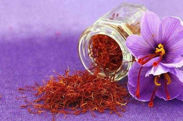 Nhuỵ hoa nghệ tây là bài thuốc bồi bổ sứ khoẻ